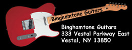 Binghamtone Guitars